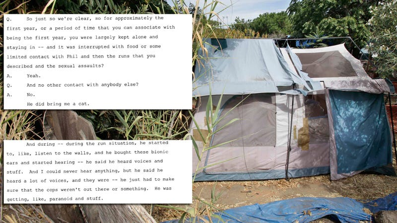 Jaycee Dugard's 18 Years in Captivity