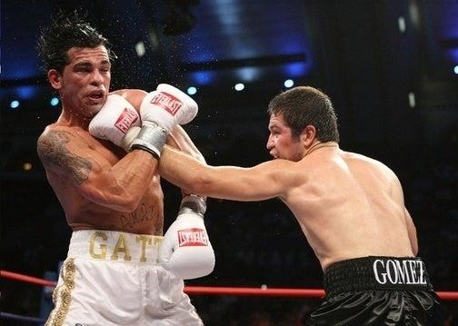 Perez Hilton Hits Arturo Gatti While He's Down