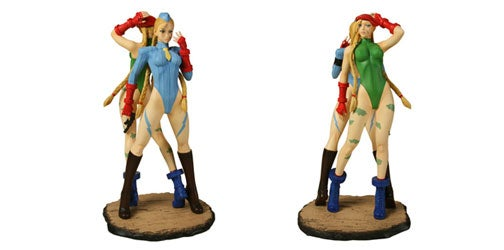 Twice The Cammy, Twice The Thong
