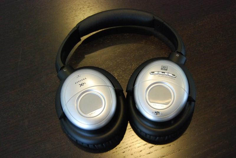 Hands On With Creative's Aurvana Noise-Canceling Bose-Killer Headphones