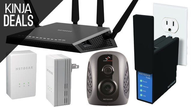 Upgrade Your Network with Today's Amazon Gold Box