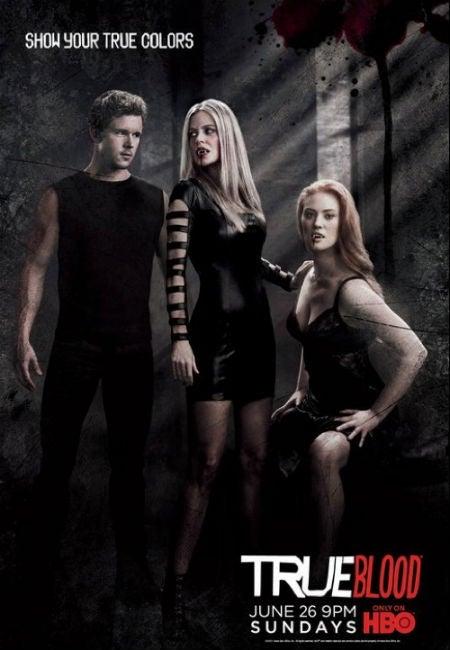 True Blood Season 4 Posters