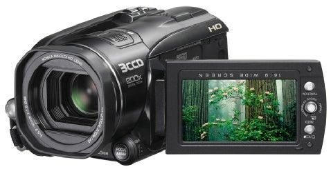 JVC GZ-HD3 Expected in September