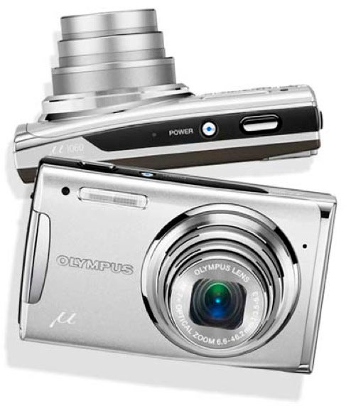 Olympus Adds to Mju Range of Digital Cams with Mju 1060