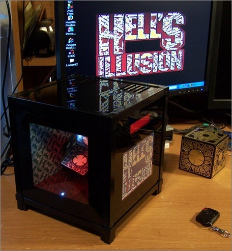 The Illusion PC is a Hellraiser