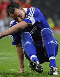Weep Not For John Terry