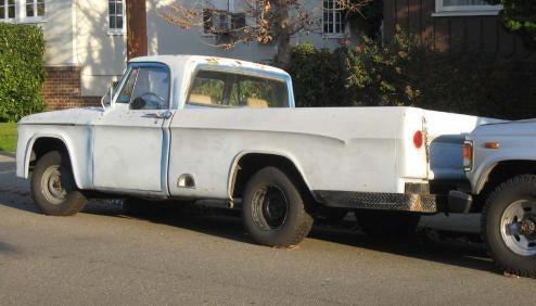 1962 Dodge D100 Pickup Truck