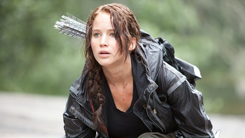 The Hunger Games Resonates with Young Huntresses Everywhere