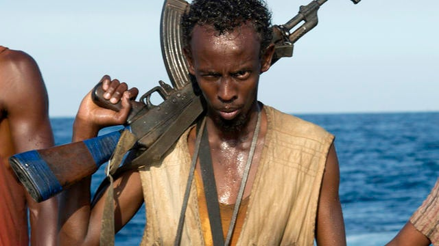 "Say it ain't so! ""Captain Phillips"" Star, Barkhad Abdi, is broke"