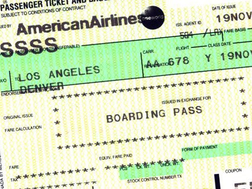 Learn Airline Ticket Abbreviations to Be Better Informed When You Fly
