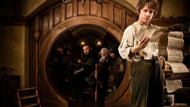 How legally binding is Bilbo's contract in The Hobbit?