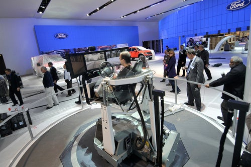 2010 Detroit Auto Show: Ford Preview