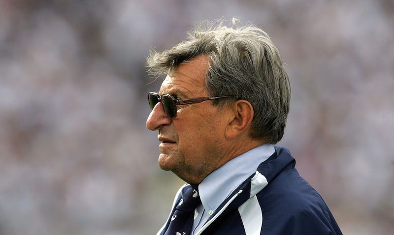 If You Didn't Like Joe Posnanski's Joe Paterno Biography, Never Forget That It Could Have Been Written By John Feinstein