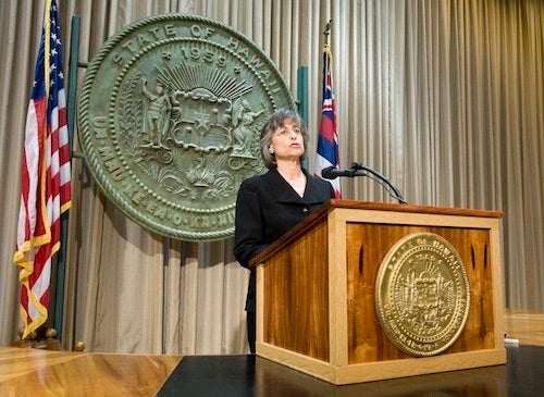 Hawaiian Governor Shoots Down Marriage Equality