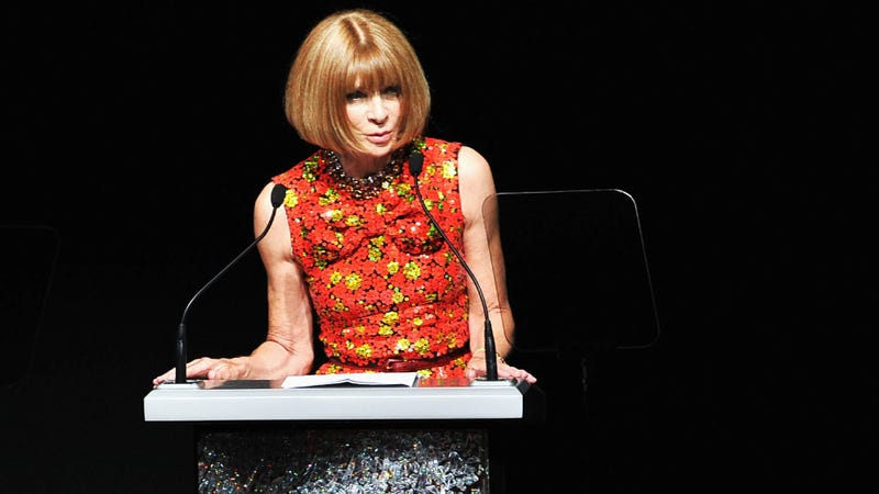 Glenn Beck Calls Anna Wintour the Devil