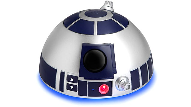 An R2-D2 Bluetooth Speaker Is Obviously the Best Bluetooth Speaker