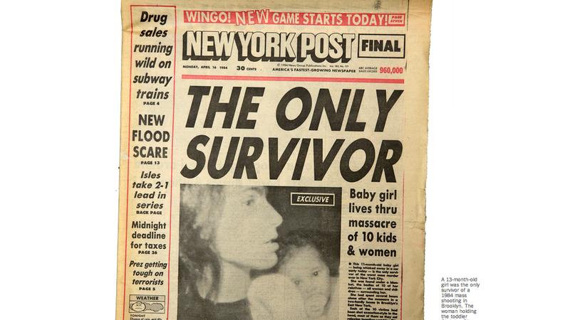 NYPD Chief Adopts the Palm Sunday Massacre Survivor She Raised