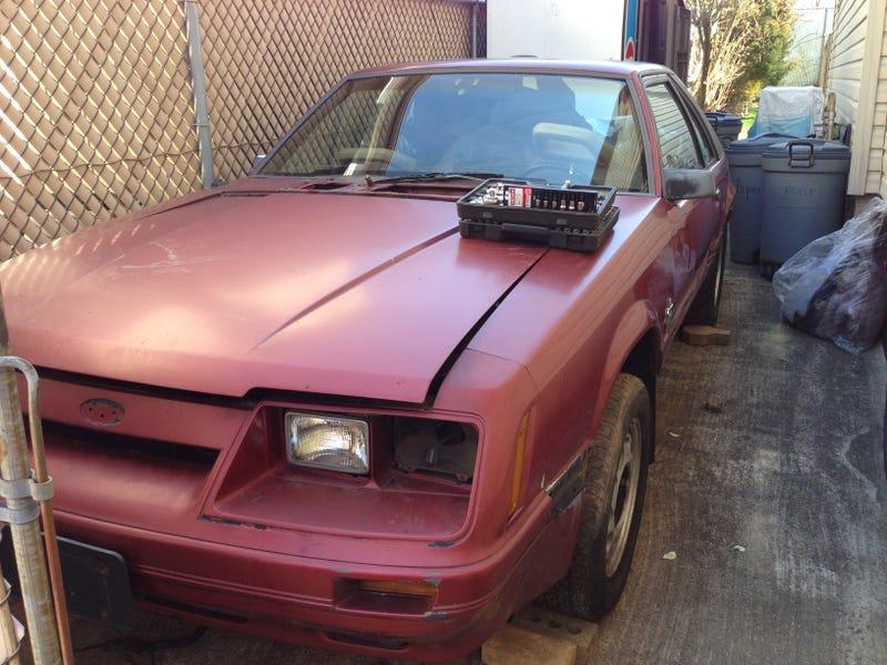 Should I sell/scrap a Fox body project car?