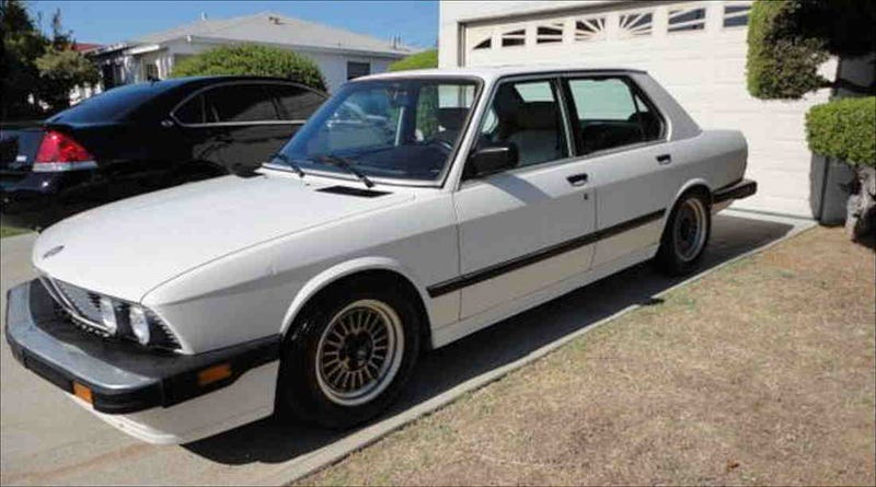 For $5,000, Is This 535i A Wolf In Sheepskin Seatcovers?