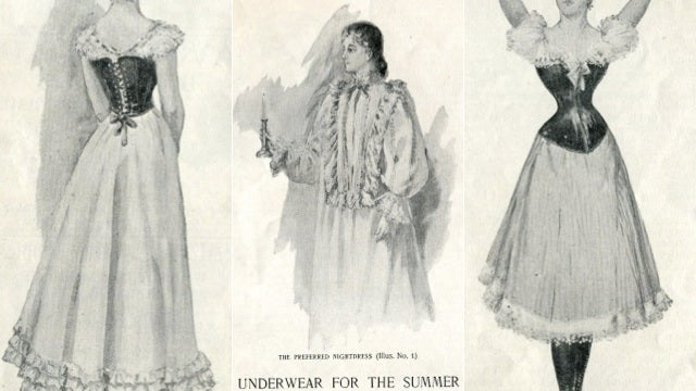 The Rules of Fashion and Marriage According to a Ladymag From 1895