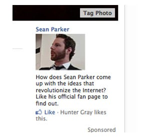 Sean Parker Is Launching a Blog