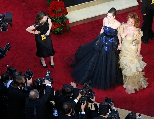 The New Rules for Judging Oscar Fashion