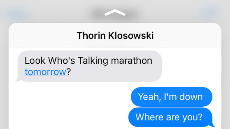Use 3D Touch to Read Text Messages without Sending a Read Receipt