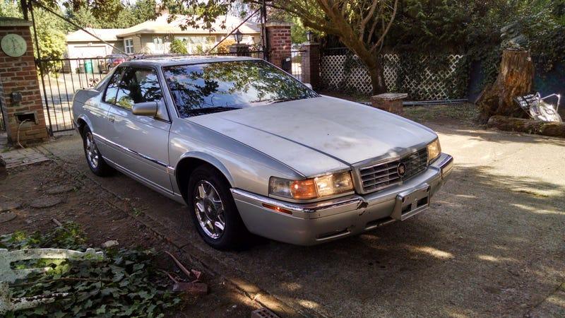 Anyone want this 2000 Cadillac Eldorado?
