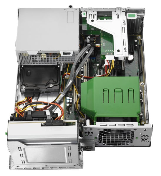 HP Goes Green with Energy-saving rp5700