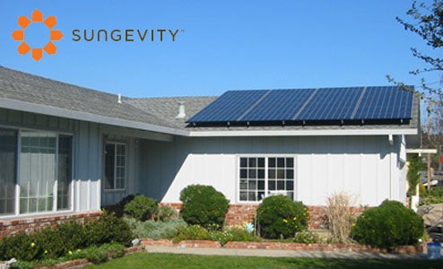 Sungevity Web App Makes Installing Solar Panels a Piece of Cake