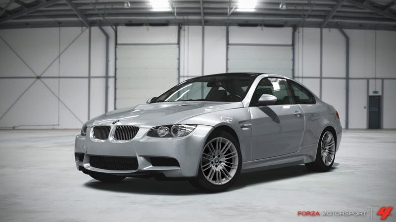 Forza Motorsport 4: Limited Collector's Edition BMW Pack Photos