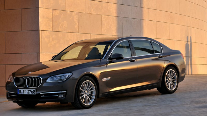 The 2014 BMW 740Ld xDrive Gives Diesel Power To The 7-Series People