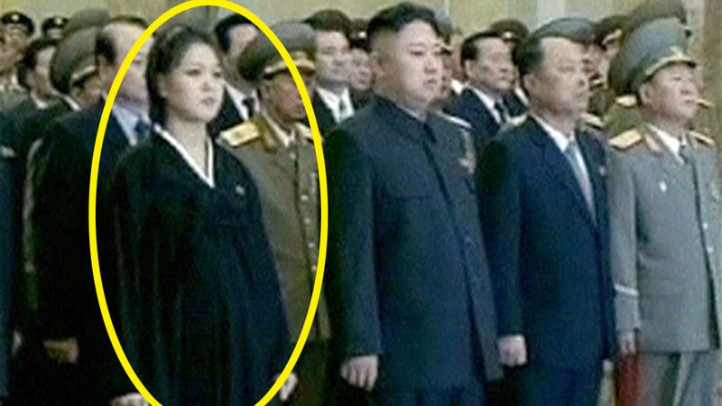 North Korea Having a Royal Baby Too; World Will Soon Be Too Small to Contain All of Its Royal Babies