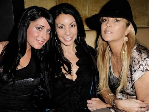 A Guidette, a Real Housewife, and Dina Lohan Walk Into a Bar...