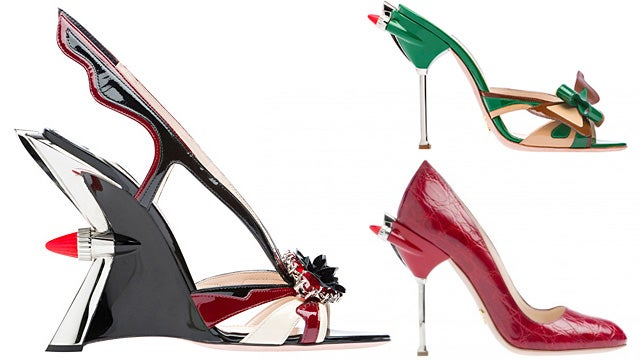 Prada\u0026#39;s 2012 Spring Shoe Collection Inspired By Classic American
