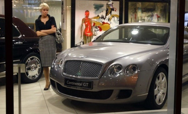 STUDY: Women More Attracted To Men In Expensive Cars