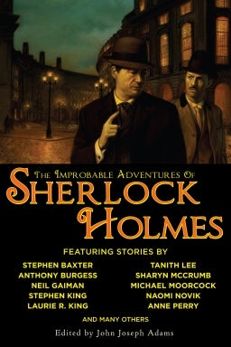 Sherlock Holmes Ventures Into A Fog Of Monsters And Weird Science