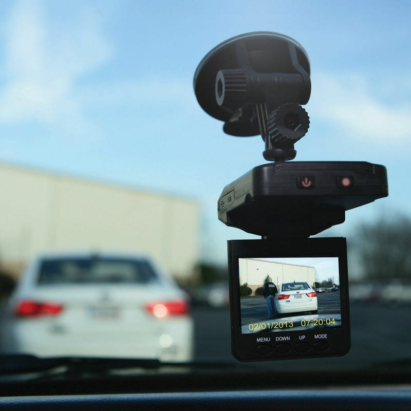 How long until dash cams become standard equipment?
