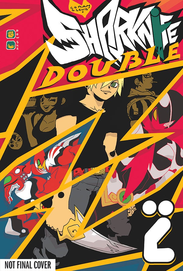 Sharknife 2: Double Z Might Have the Best Superhero Origin Ever
