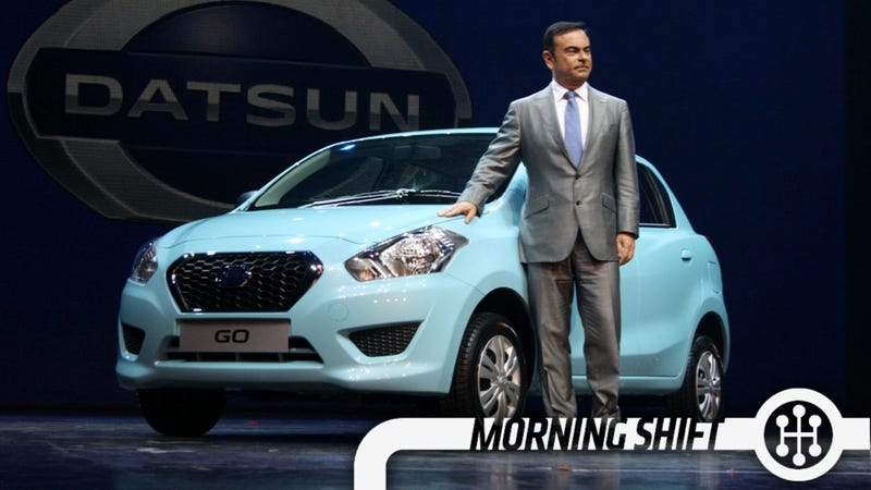 The New $7,000 Datsun Is Go