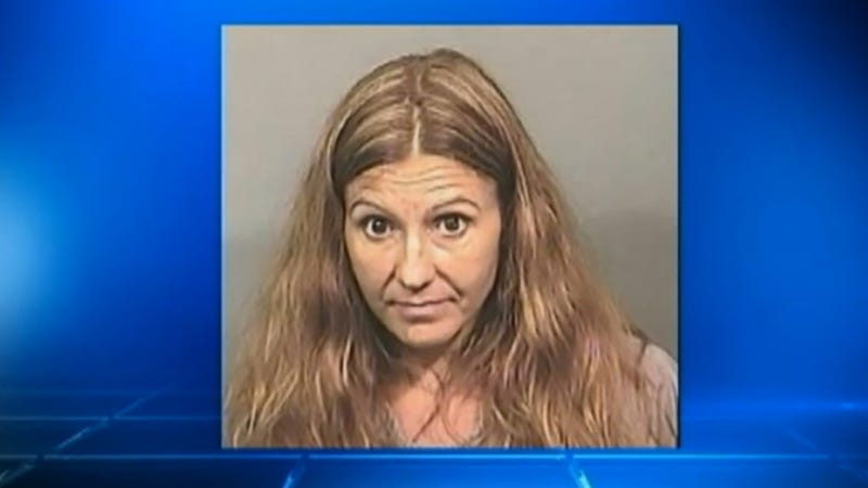 Woman Escapes Handcuffs to Eat Entire Bag of Marijuana