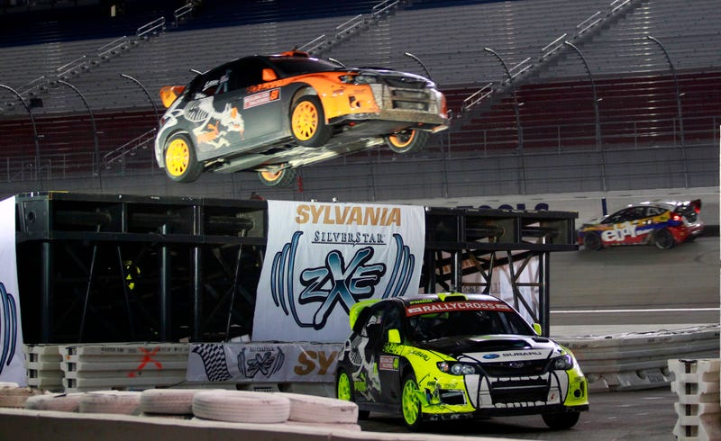 Guide: 2014 Global Rallycross Championship