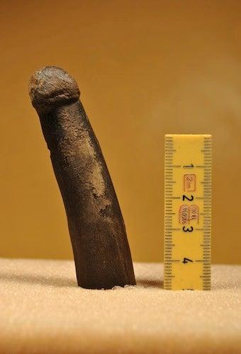 Ancient Dildo Found In Sweden