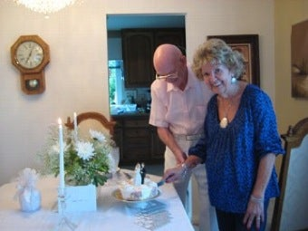 81-Year-Old Groom Disappears After Marrying His Childhood Sweetheart