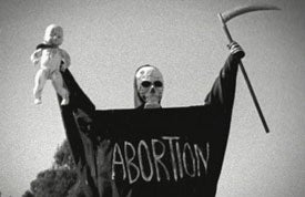 """Would """"Seeing"""" An Actual Abortion Change Your Mind About It?"""