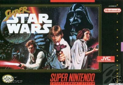 Super Star Wars, Other LucasArts Games Coming to Wii