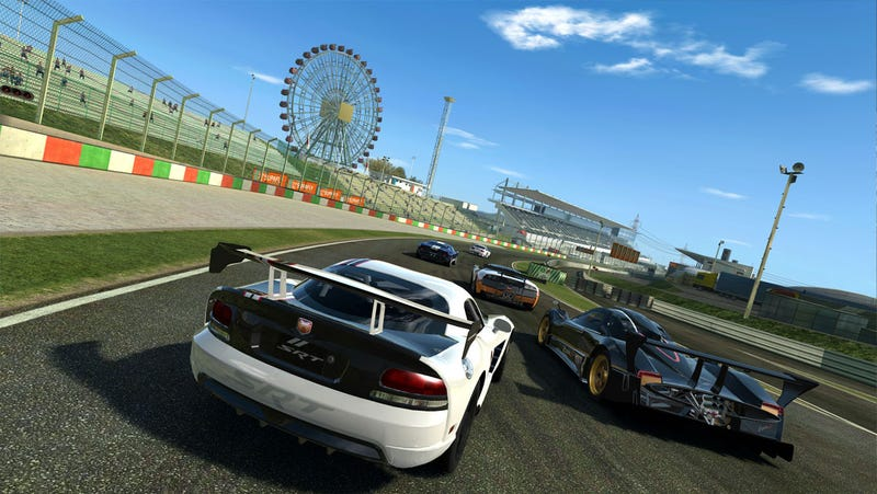 Real Racing 3 is Even More Attractive Now That It's Going Free-to-Play