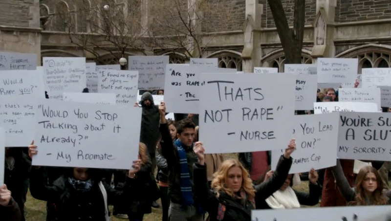 Law & Order: SVU Rips Story From Dozens of Campus Rape Headlines