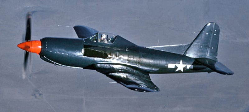 The Navy's First Jet Aircraft Also Had A Propeller