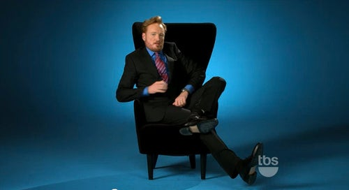 Watch All of Conan O'Brien Promotional Videos for Tonight's Premiere of Conan